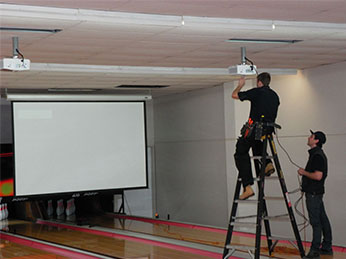 VISUAL & PROJECTOR SOLUTIONS